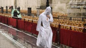 lluvia procesion